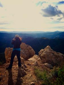 Jade Harris rocking her photography