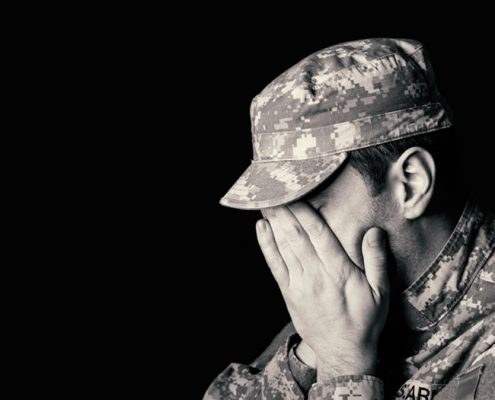 Army Vet with PTSD
